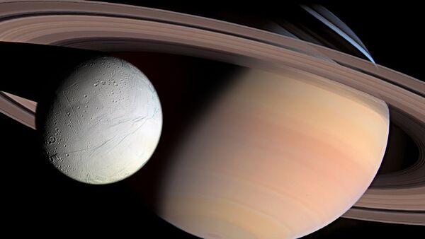 Des scientifiques expliquent pourquoi Saturne est entouré d'anneaux - Sputnik France