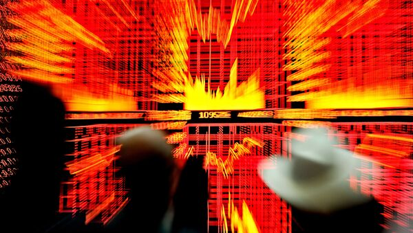 Bourse. Chine - Sputnik France