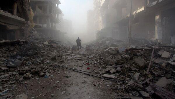Syrie, Damas - Sputnik France