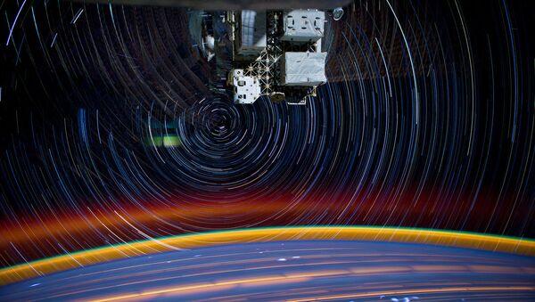 La Terre vue depuis l'ISS - Sputnik France