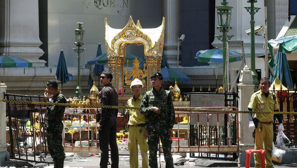 Attentat de Bangkok - Sputnik France