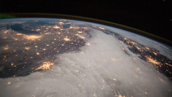 La Terre vue depuis la Station spatiale internationale (ISS) - Sputnik France