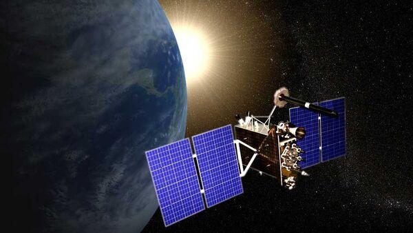 GLONASS-K satellite - Sputnik France