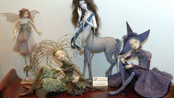 Les poupées elfes - Sputnik France