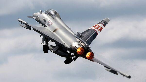 Chasseur Hawker Hunter - Sputnik France