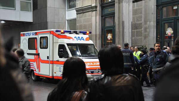 ambulance en Suisse - Sputnik France