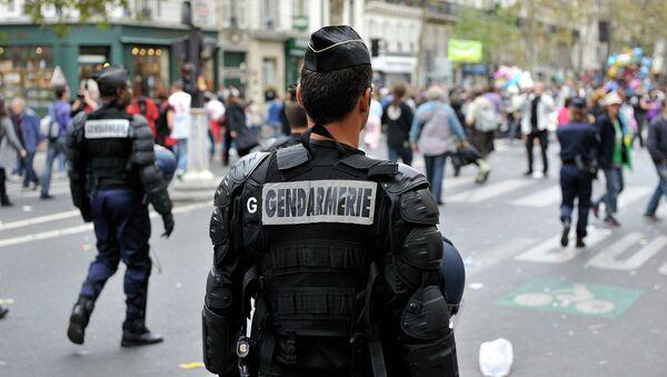 Gendarme - Sputnik France