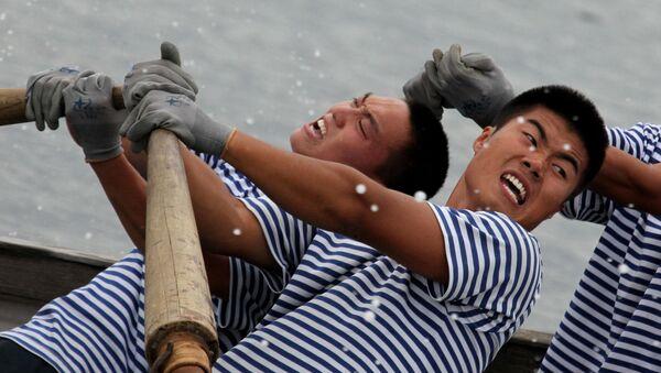 Des marins chinois - Sputnik France