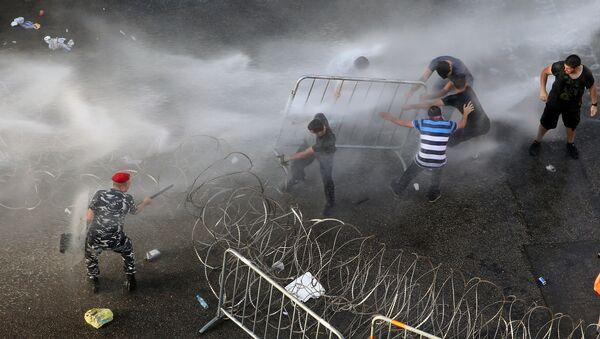 Liban: coup de théâtre au sommet en pleine crise des déchets - Sputnik France