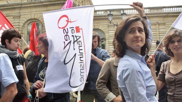 Association Osez le Feminisme. Archive photo - Sputnik France