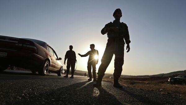 Des soldats de l'armée afghane. Archive photo - Sputnik France