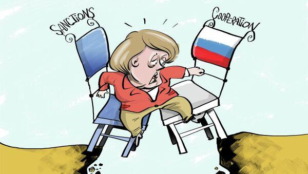 Entre deux chaises - Sputnik France