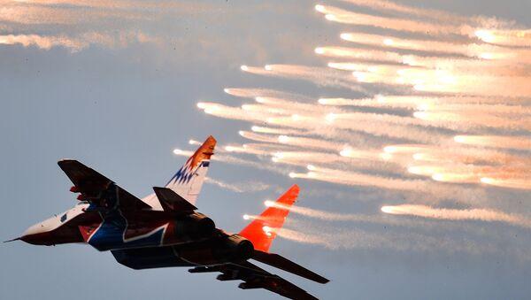 Salon MAKS 2015: quand les avions font le spectacle - Sputnik France