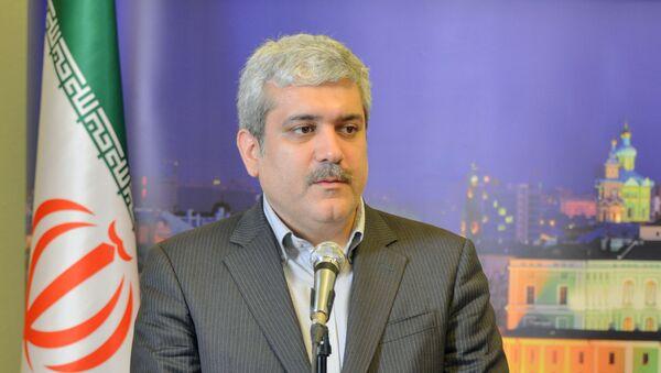 Вице-президента Ирана Сурен Саттари - Sputnik France