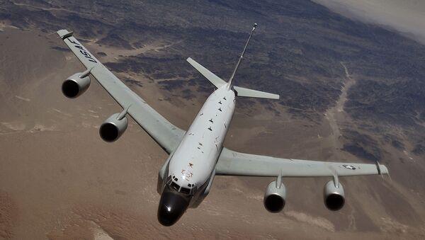 Un RC-135 - Sputnik France