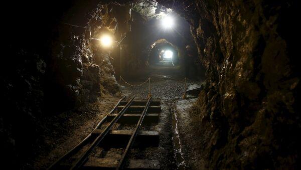 Un tunnel secret dans la région polonaise de Walbrzych - Sputnik France