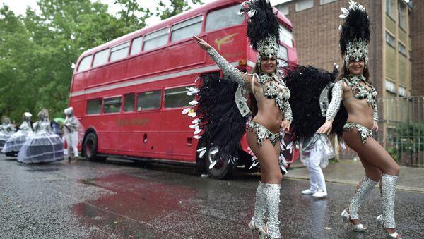 Le carnaval caribéen de Londres - Sputnik France