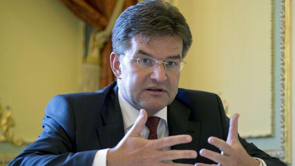 Le ministre slovaque des Affaires étrangères Miroslav Lajčák - Sputnik France