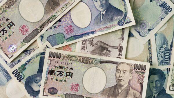 Le yen, devise officielle du Japon - Sputnik France