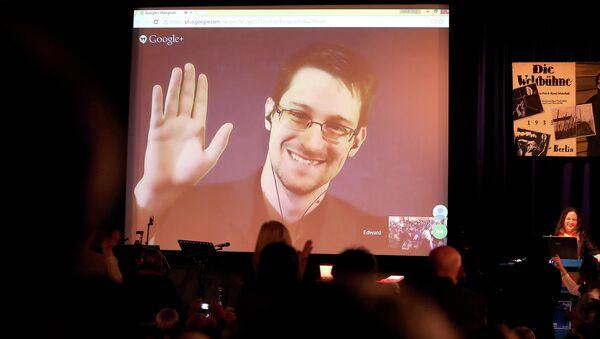 Edward Snowden. Archive photo - Sputnik France