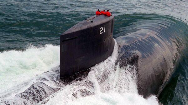 Un sous-marin Seawolf - Sputnik France
