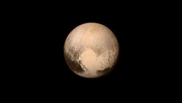 Une photo de Pluton prise par New Horizons - Sputnik France