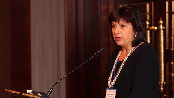 Natalia Iaresko, ministre ukraineinne des Finances - Sputnik France
