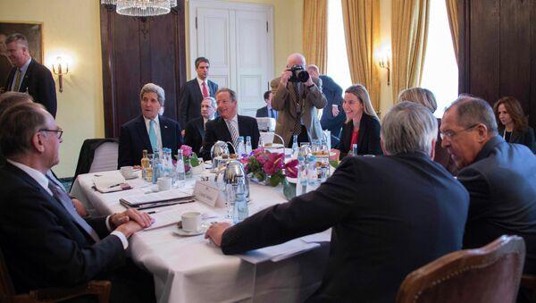 Le Quartet pour le Proche-Orient - Sputnik France