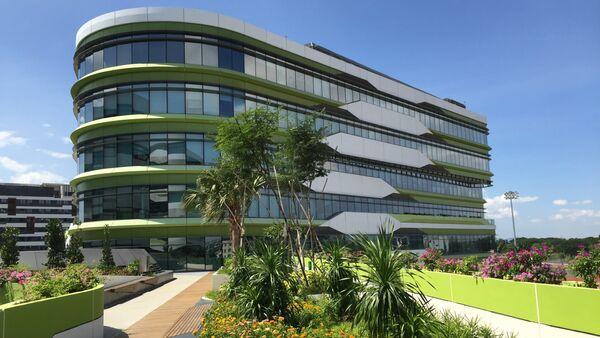 Université de Singapour de technologie et de design - Sputnik France
