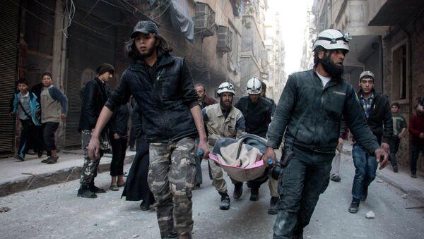 Les casques blancs en Syrie sont-ils si bons? - Sputnik France