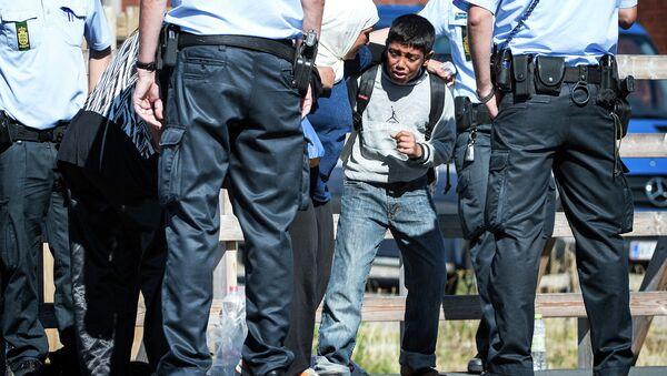 les migrants au Danemark - Sputnik France