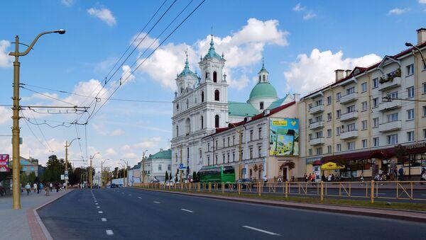 Grodno.Biélorussie - Sputnik France