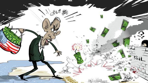 Non M. Obama, le dollar ne peut pas tout! - Sputnik France