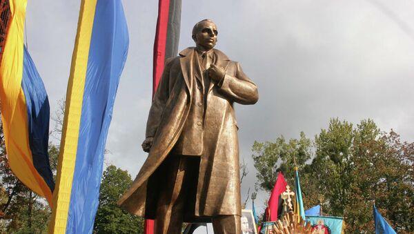 Le monument de Stepan Bandera - Sputnik France