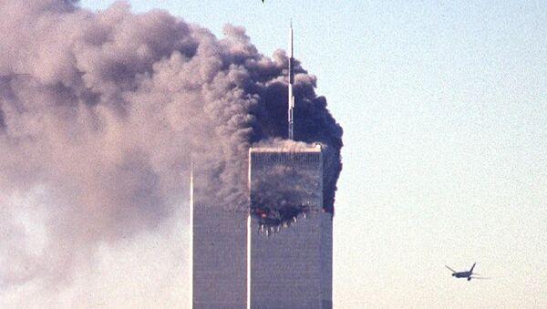 Теракт 11 сентября в Нью-Йорке - Sputnik France