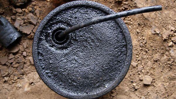 Un baril de pétrole - Sputnik France