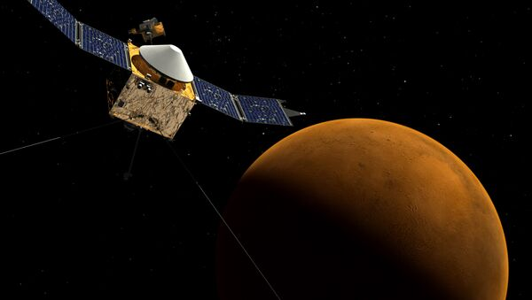 La NASA suspend sa nouvelle mission vers Mars à cause de la France? - Sputnik France