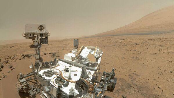 Robot martien Curiosity - Sputnik France