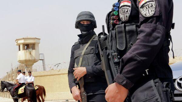 Forces de sécurité égyptiennes. Archive photo - Sputnik France