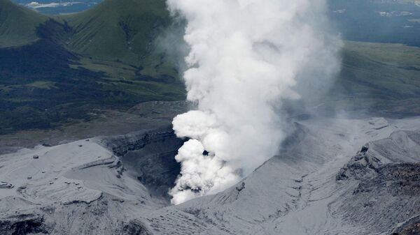 Mont Aso au Japon - Sputnik France