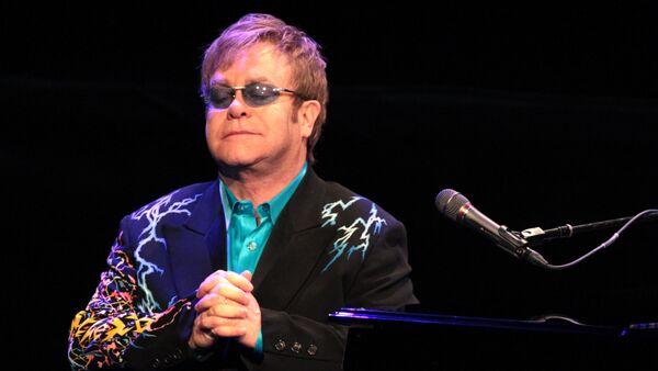 Elton John - Sputnik France