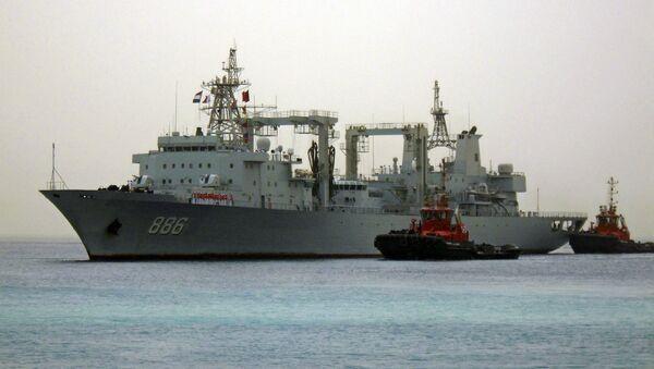 Navires de guerre chinois. Image d'illustration - Sputnik France