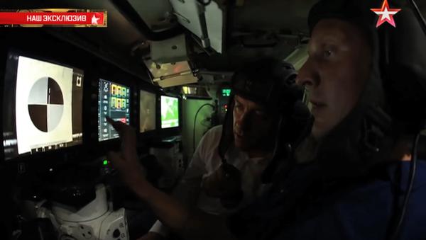 Tir d'Armata: les images de l'unité - Sputnik France