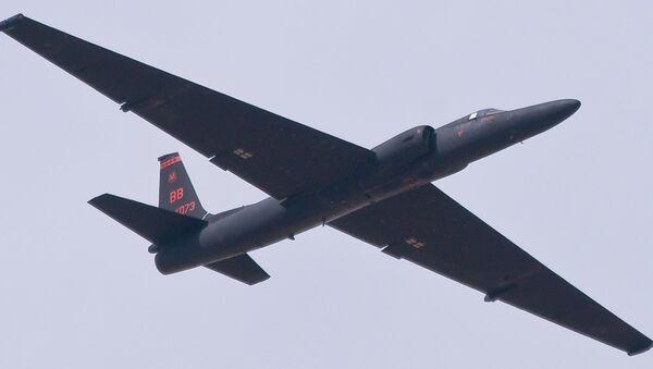 Avion de reconnaissance Lockheed U-2 - Sputnik France