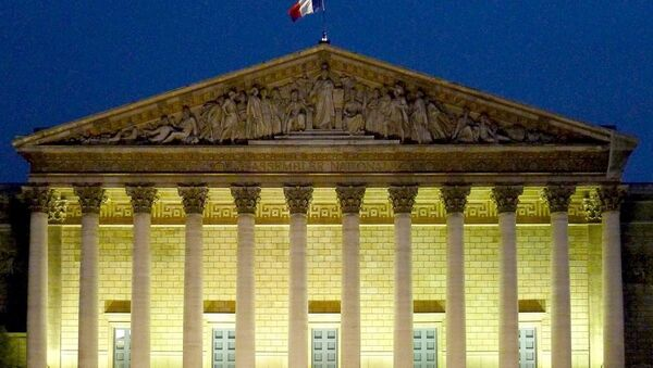 L'Assemblée nationale française - Sputnik France