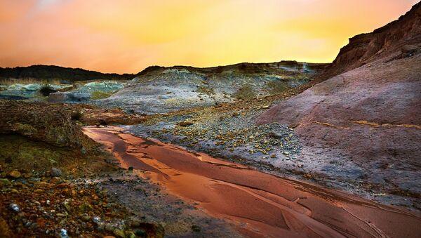 L'eau sur Mars - Sputnik France