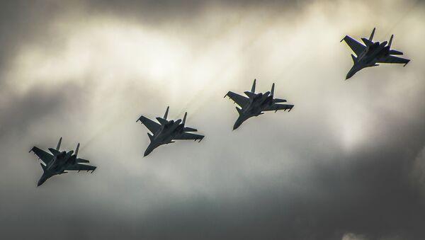 Frappes de l'aviation russe en Syrie - Sputnik France
