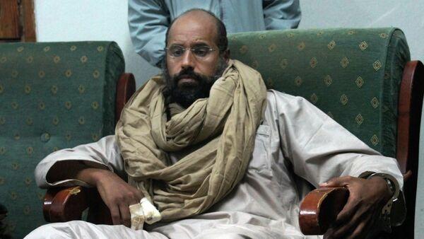 Seif al-Islam Kadhafi - Sputnik France