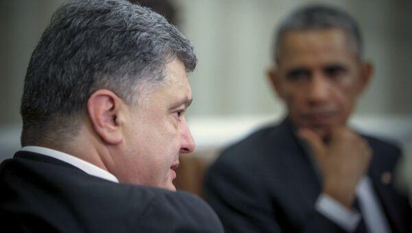Les USA refusent de garantir la dette ukrainienne - Sputnik France