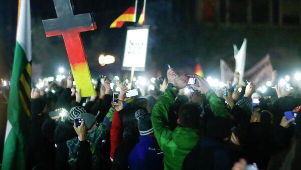 'Anti-Islamization' Protests - Sputnik France